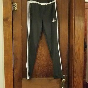Adidas youth pants xl